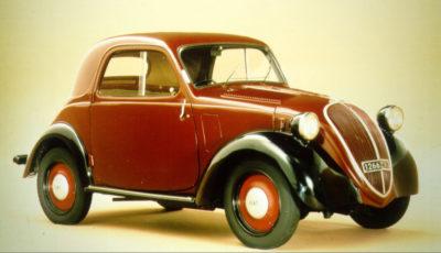 FIAT 500 Topolino , 1936