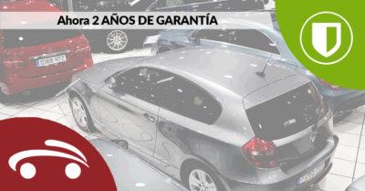 coches de ocasión con 24 meses de garantía
