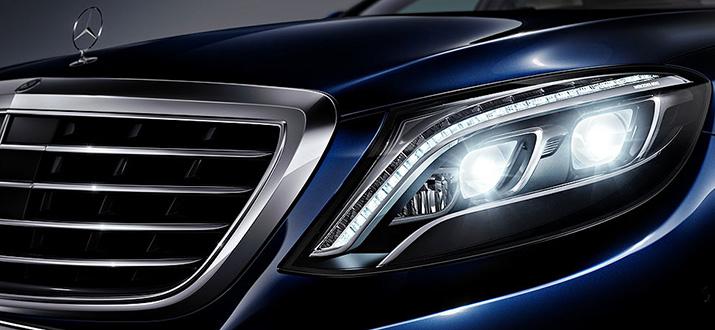La iluminación en el automóvil - Noticias de coches. Blog