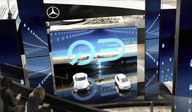 Mercedes benz sal n de frankfurt 2017 noticias de for Mercedes benz alhambra