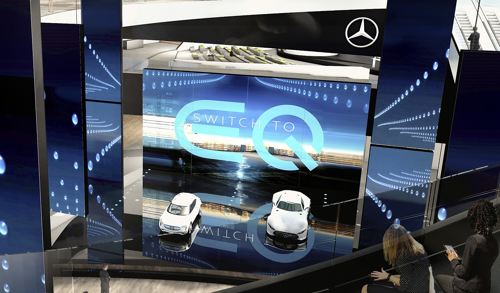 Mercedes benz sal n de frankfurt 2017 noticias de for Mercedes benz frankfurt