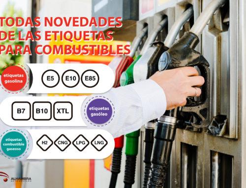 Lo que debes saber sobre el nuevo etiquetado por tipo de combustible