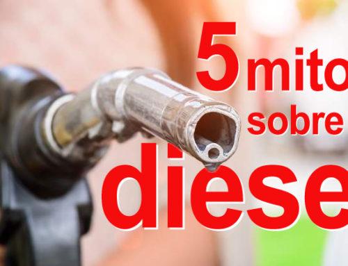 Falsos mitos sobre el diesel