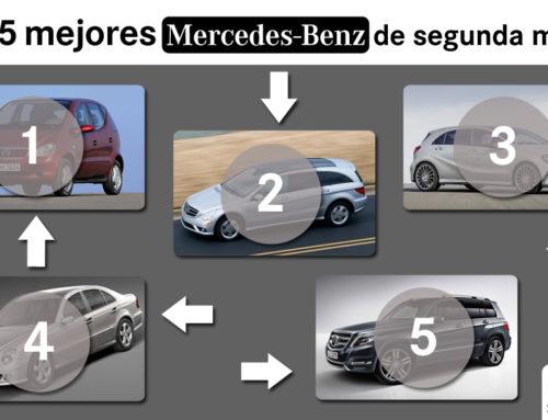 Baratos, con calidad y muy fiables: los mejores Mercedes-Benz de segunda mano