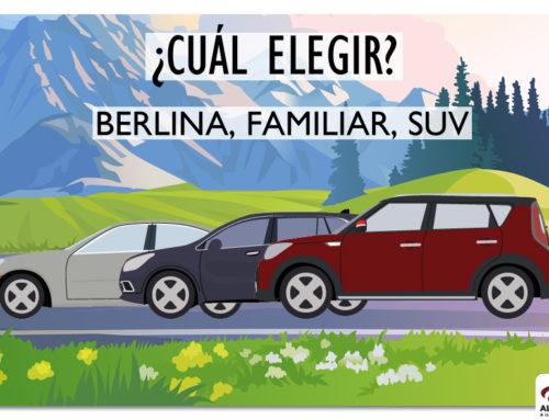 ¿Qué coche me compro? Berlina, familiar o SUV de segunda mano: cuál elegir