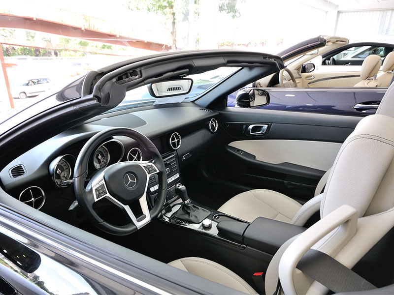 Interior Mercedes-Benz