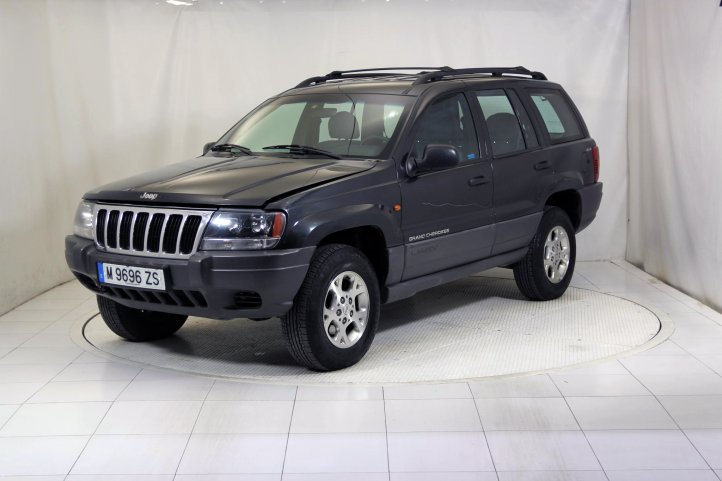 Jeep Grand Cherokee segunda mano Madrid