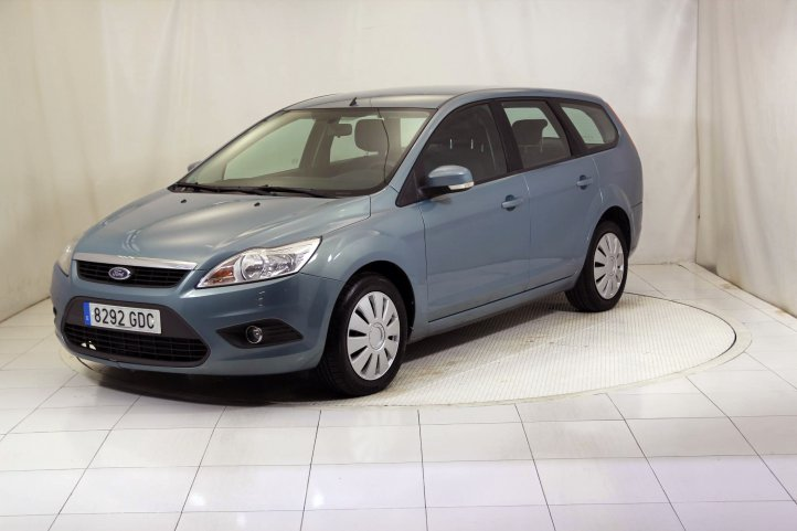 Ford Focus segunda mano Madrid