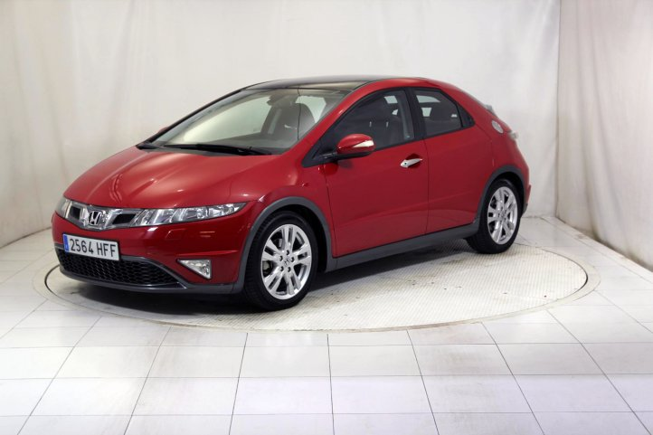 Honda Civic segunda mano Madrid