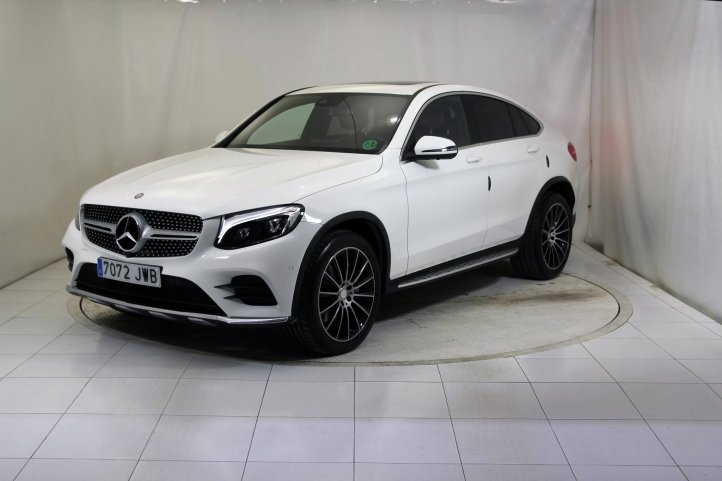 Mercedes-Benz Glc segunda mano Madrid