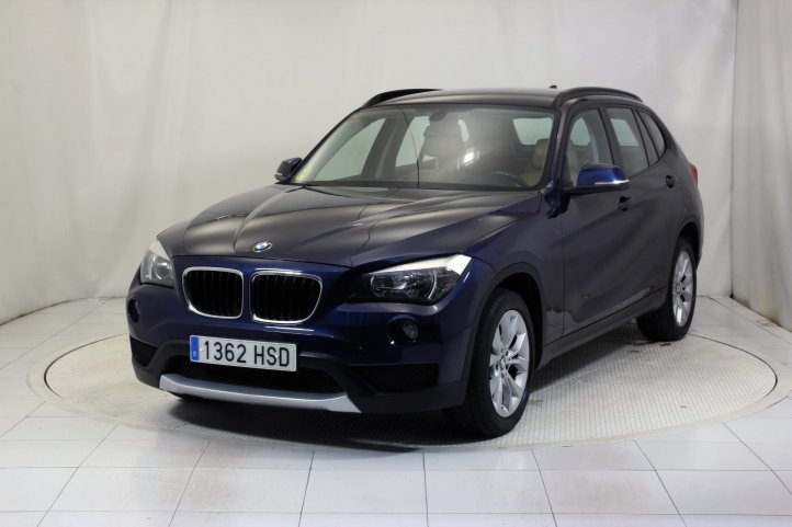 Bmw X1 segunda mano Madrid