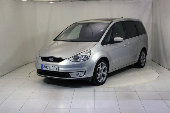 Ford Galaxy segunda mano Madrid
