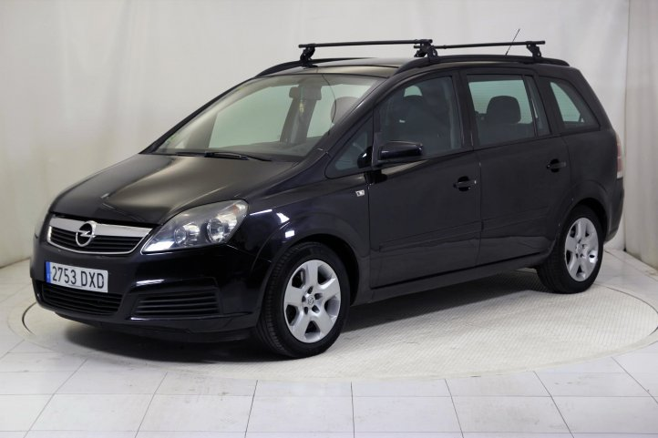 Opel Zafira segunda mano Madrid