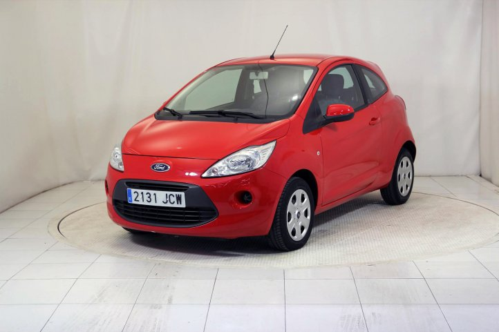 Ford Ka segunda mano Madrid