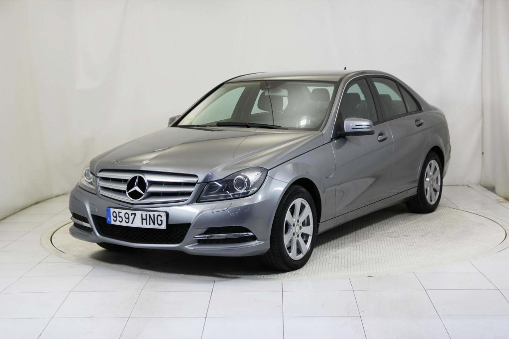 Mercedes-Benz Clase C 200 CDI BLUE EFFICIENCY 4P de segunda mano - Foto 1