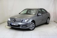 Mercedes-Benz Clase C 200 CDI BLUE EFFICIENCY 4P de segunda mano - Foto 2