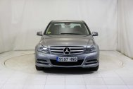 Mercedes-Benz Clase C 200 CDI BLUE EFFICIENCY 4P de segunda mano - Foto 4