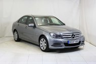 Mercedes-Benz Clase C 200 CDI BLUE EFFICIENCY 4P de segunda mano - Foto 5