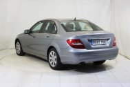 Mercedes-Benz Clase C 200 CDI BLUE EFFICIENCY 4P de segunda mano - Foto 9