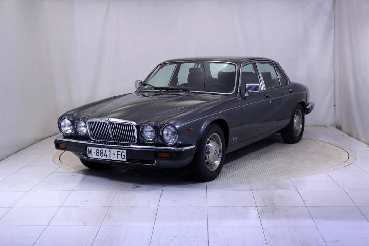 Jaguar Xj Series segunda mano Madrid
