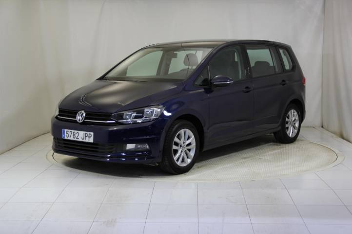Volkswagen Touran segunda mano Madrid