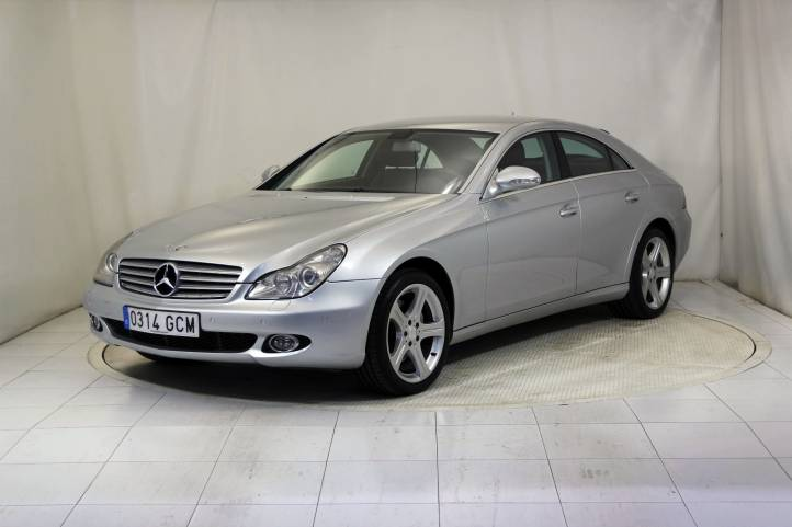 Mercedes-Benz Clase CLS segunda mano Madrid