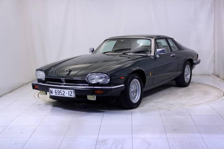 Jaguar Xjs segunda mano Madrid