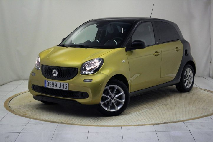 Smart Forfour segunda mano Madrid