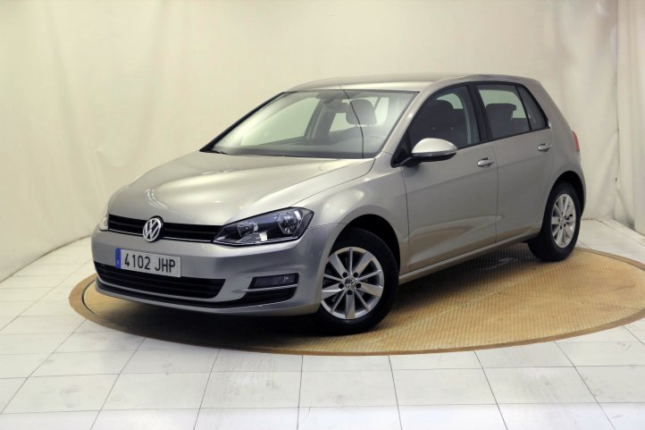 Volkswagen Golf 1.6 TDI EDITION BLUEMOTION TECH de segunda mano - Foto 1