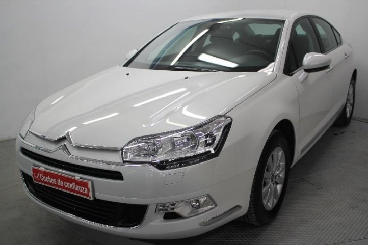 Citroen C5 1.6 HDI SEDUCTION AUTO 4P de segunda mano - Foto 1