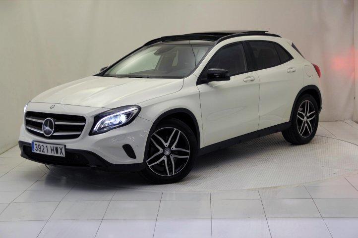 atarse en más popular el precio más baratas Mercedes-Benz Todoterrenos de segunda mano en Madrid