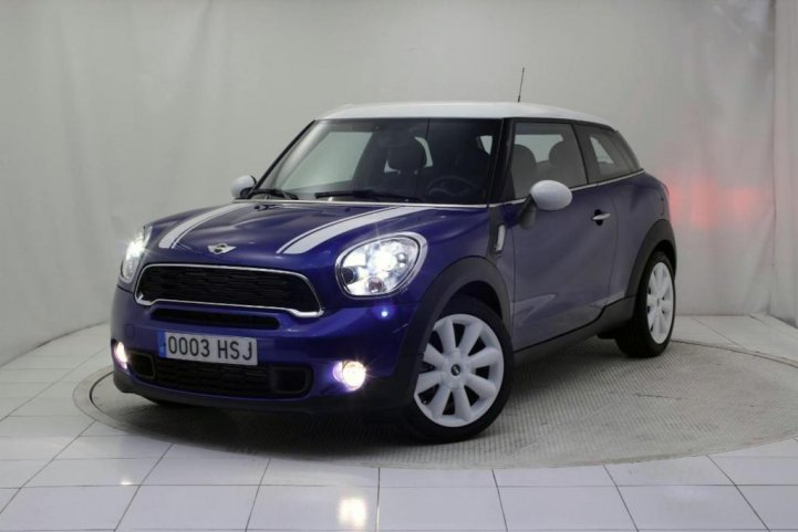 Mini Paceman segunda mano Madrid