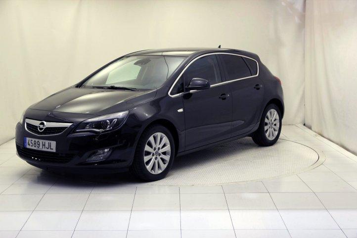 Opel Astra 17 Cdti Excellence 5p Segunda Mano En Oferta Madrid 967
