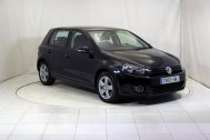 Volkswagen Golf 1.6 TDI ADVANCE RABBIT BMT de segunda mano - Foto 4