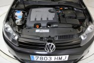 Volkswagen Golf 1.6 TDI ADVANCE RABBIT BMT de segunda mano - Foto 42