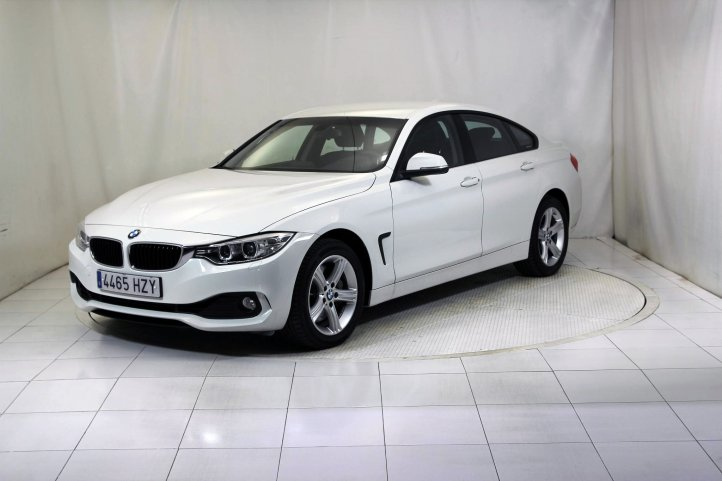 Bmw 435 segunda mano Madrid