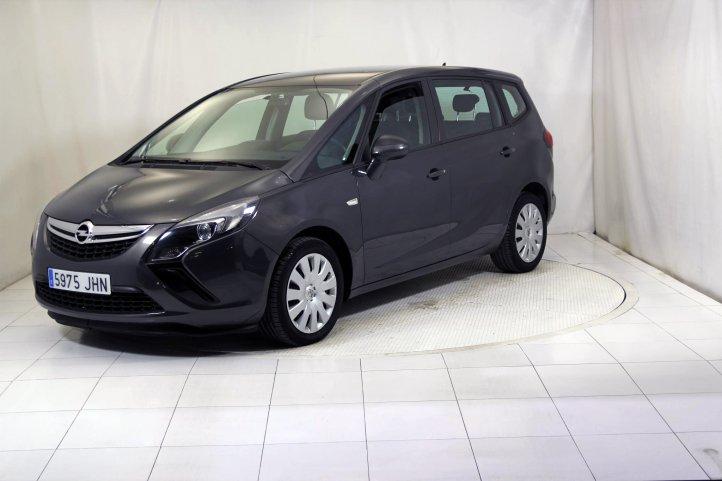 Opel Zafira Tourer 20 Cdti Selective 7 Plazas Usado Con 7 Plazas