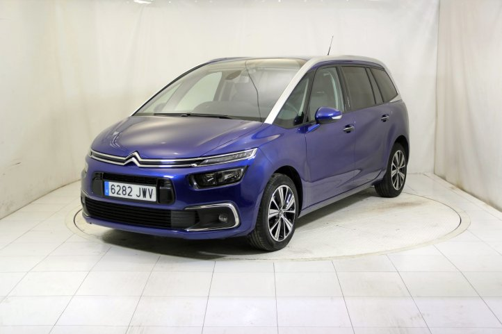 Citroen Grand C4 Picasso segunda mano Madrid